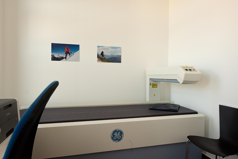 DXA-Messung in Bielefeld - Praxis Dr. med. Siebeneck